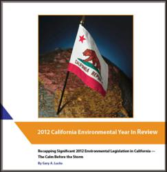 http://blog.stpub.com/california-environmental-legislation-year-in-review-2012